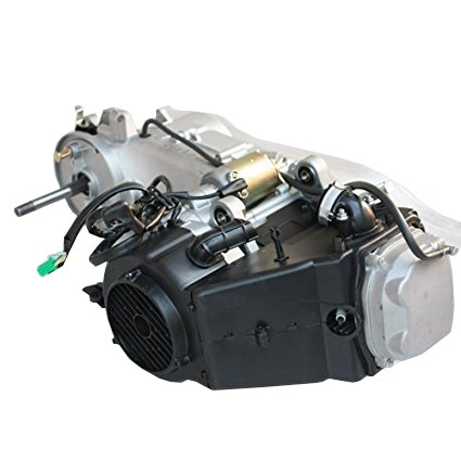 X-PRO 150cc Short Case Air cooled GY6 Scooter Engine w//Automatic Transmission Electric Start for GY6 /& most China made 150cc Scooters