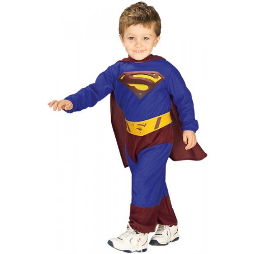 S2T-4T Superman Jumpsuit -