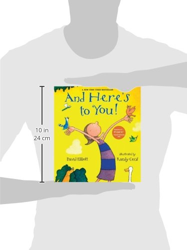 And Here's to You!: David Elliott, Randy Cecil: 9780763641269 ...