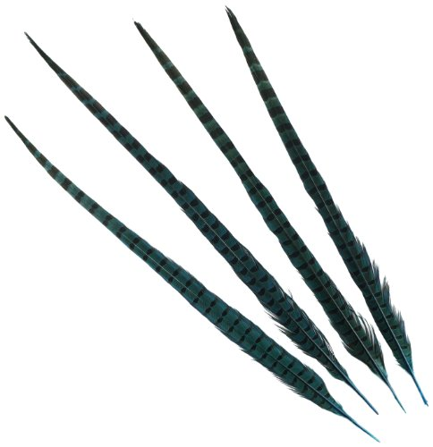 Ringneck Tail - Zucker Feather (TM) - Ringneck Pheasant Tails 20-24
