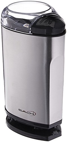 Saachi Stainless Steel Coffee Grinder / Spice Grinder, Model SA-1440 by Saachi
