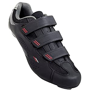 Tommaso Strada 100 Dual Cleat Compatible Road Touring Cycling Spin Shoe - 42