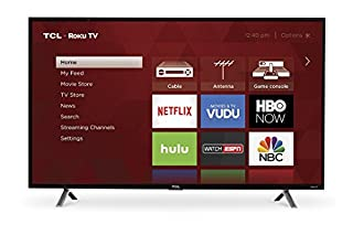 TCL 49S305 49-Inch 1080p Roku Smart LED TV (Certified Refurbished) (B075VZMWBX) | Amazon Products