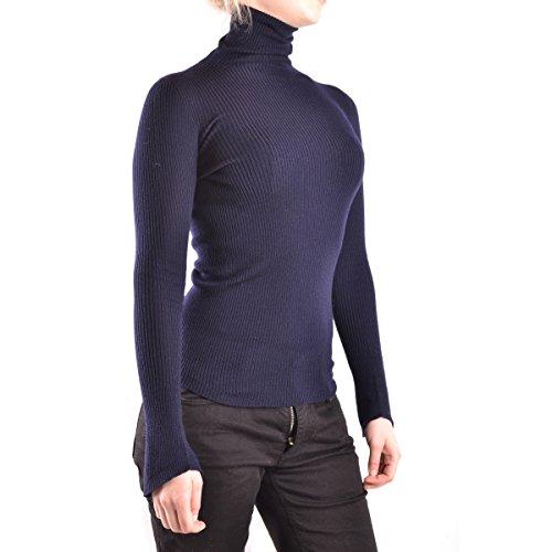 Jersey de cuello alto Pinko Azul