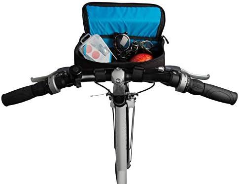 B twin 300 bicicleta bolsa de manillar – 2,5 L: Amazon.es ...