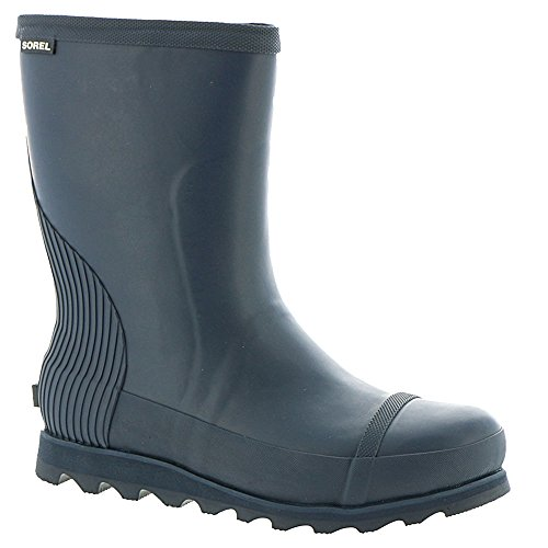 SOREL Womens Joan Rain Short Rain Boot, Nocturnal Atmosphere, 6 B(M) US
