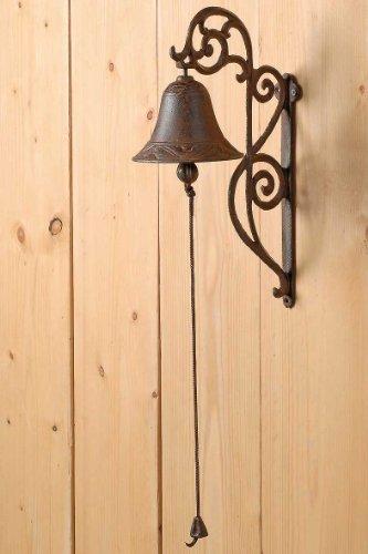 Türglocke Glocke Gusseisen Höhe 33 cm