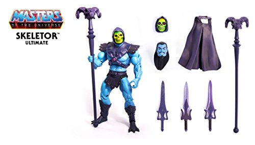 41sMAMkI2xL - Masters of the Universe Classics Ultimate Skeletor Exclusive Action Figure