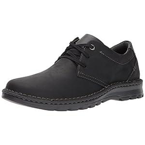 CLARKS Men's Vanek Plain Loafer