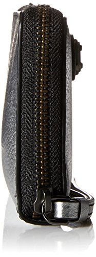 Marc by Marc Jacobs New Q Shine Wingman Wristlet, Silver, One Size by Marc by Marc Jacobs (Image #3)