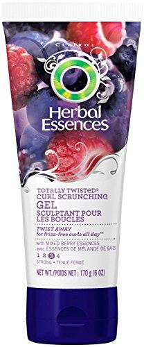 Herbal Essences Totally Twisted Curl Scrunching Gel, 6 oz