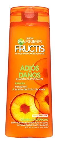 Garnier Fructis Champú Adios Daños - 360 ml