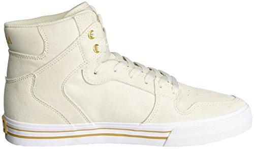 08203 Blanco Hombre Altas White Zapatillas Off white Supra HBqd7SwnS