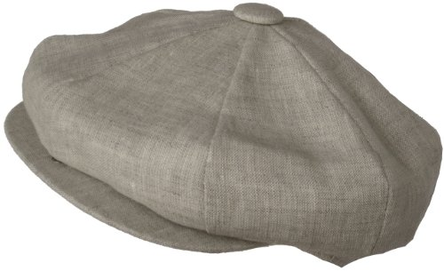 Broner Linen 8 Panel Apple Jack (Oat, M)