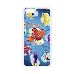 iPhone 6 4.7 Inch Cell Phone Case White Finding Nemo Yxkof