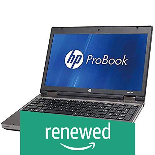(Renewed) HP Probook 6570b-i5-8 GB-2 TB 15.6-inch Laptop (3rd Gen Core i5/8GB/2TB/Windows 7/Integrated Graphics), Copper