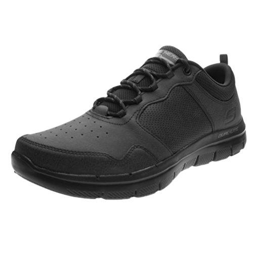 Skechers , Baskets pour homme noir BBK