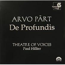 PART. De Profundis. Theatre of Voices/Hillier