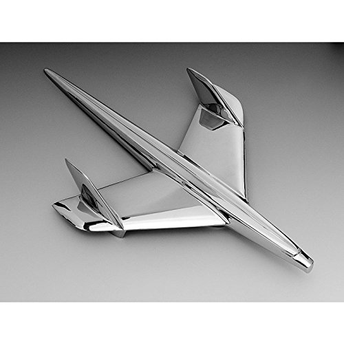 Eckler's Premier Quality Products 57-174435 Chevy Hood Bird, (Chevy Hood Bird)