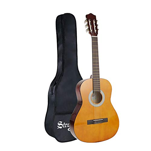 Strong Wind Classical Acoustic Guitar 3/4 Size 36 Inch for sale  Delivered anywhere in Canada