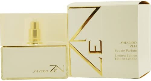 Shiseido Zen Women, Eau de Parfum (Limited Edition), 1er Pack (1 x 50 ml): Amazon.es: Belleza