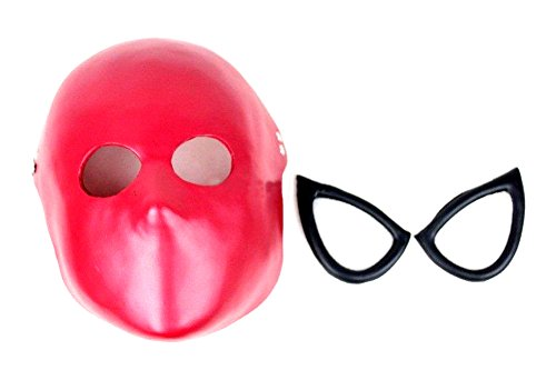 Mask and Lens Superheroes Costume Prop Spider Man (Spider Man Prop)
