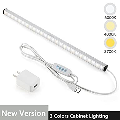 Review LED Under Cabinet Lighting