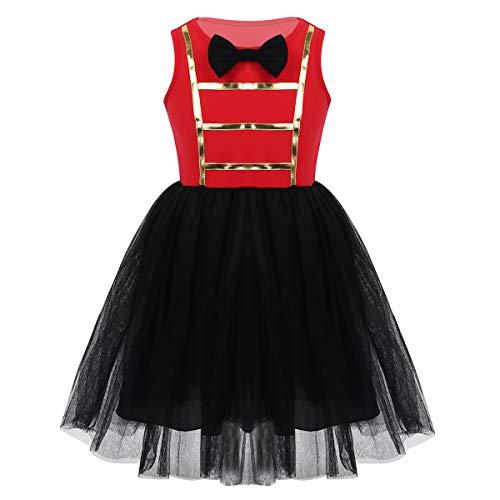 iiniim Baby Little Girls Circus Ringmaster Costumes