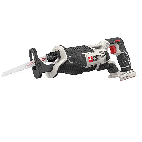 Porter-Cable PCC670BR 20V MAX Cordless Lithium-Ion Reciproca