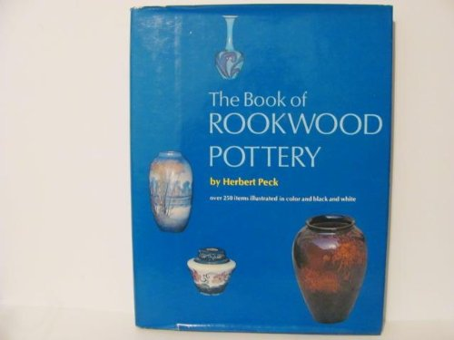 BOOK OF ROOKWOOD POTTERY