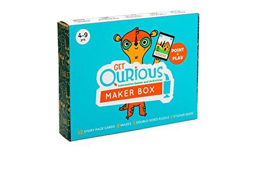 Get Qurious Maker Box