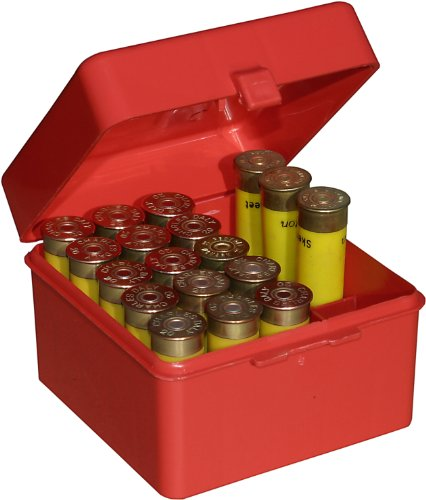MTM 25 Round 20 Gauge Shotshell Box (Red)