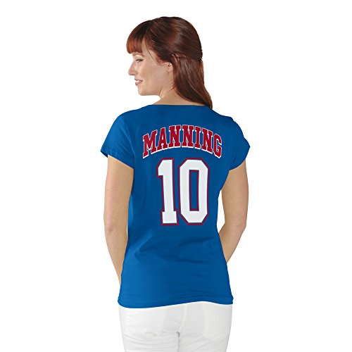 Manning Giants Womens Player T Shirt