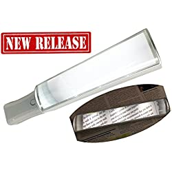 MagniPros 3X Hands-FREE Large LED Bar Magnifier-6 Energy Efficient LEDs