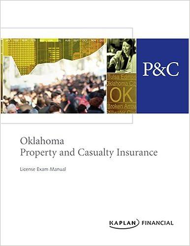 Amazon Com Oklahoma Property Casualty Insurance License Exam