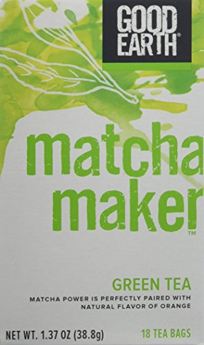 (Good Earth Tea Matcha Maker Pack of)