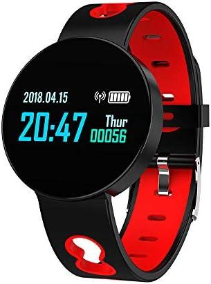 MIJNUX Touch Screen Smart Bracelet IP67Waterproof Fitness TrackerHeart Rate Monitor Pedometer Remotely Photography Anti-Lost Smart Bracelet