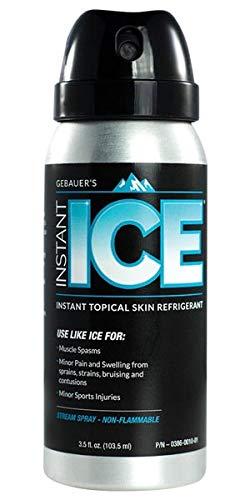 Gebauer's Instant Ice, 3.5 oz, Stream Spray