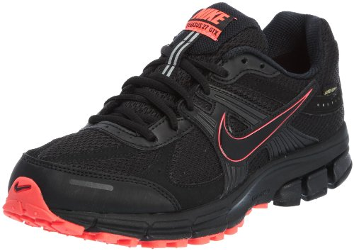 Black Shoes 27 Lady Nike Running Tex Pegasus Gore Air w0z68