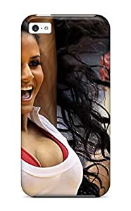 David Shepelsky's Shop 4119747K341655682 miami heat cheerleader basketball nba NBA Sports & Colleges colorful iPhone 5c cases
