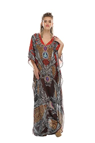moroccan dressing gown - 1