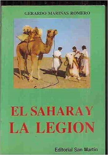 El Sahara Y La Legión Spanish Edition Mariñas Romero Gerardo 9788471402615 Books