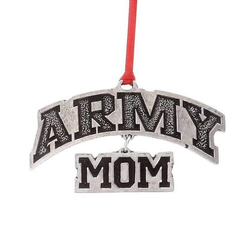 Wendell August US Army Mom Ornament, Christmas Decoration