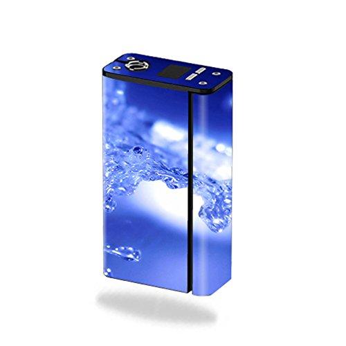 MightySkins Skin for Smok XCube Mini 75W – Water Explosion | Protective,...