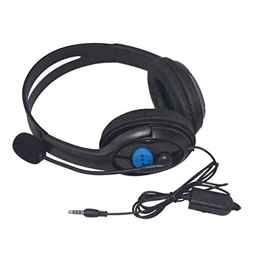 Wired Gaming Headsets Bass Stereo Kopfhö rer mit Mikrofon fü r Sony PS3 PS4 Lovelysunshiny