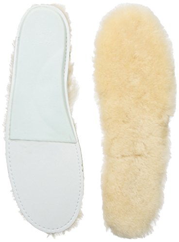 UGG Accessories Women's Women's Sheepskin Insole Shoe Accessory, White, 10 Medium US