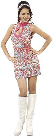 Go disfraz de mujer talla M (36/38) vestido de bailarina GOGO ...