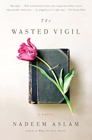 book cover of The Wasted Vigil