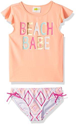 Crazy Toddler Girls Beach Rashguard product image