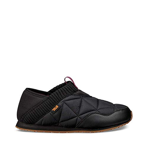 Teva Women's W Ember Moc Shoe, Black, 7 M US